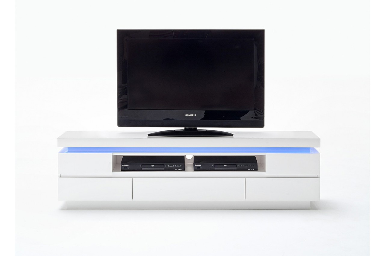 meuble tv design led cbc meubles