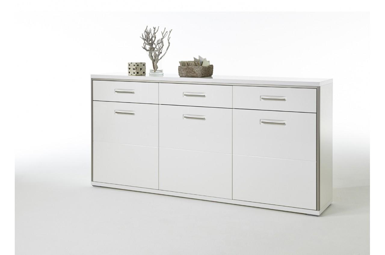 Meubles de salle manger blanc cbc meubles for Meuble salle a manger vitrine