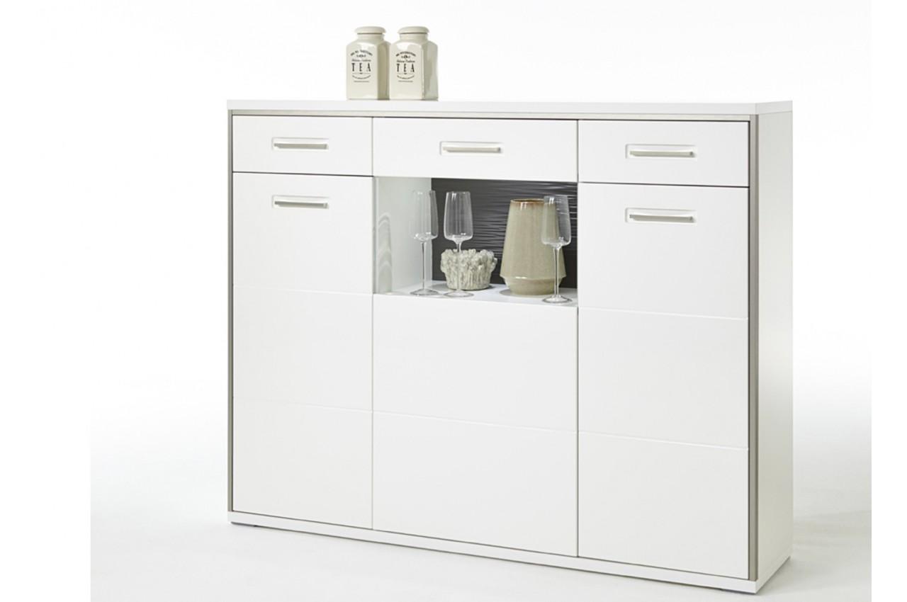 Meubles de salle manger blanc cbc meubles for Ameublement salle a manger