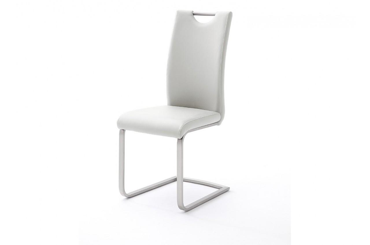Chaises modernes avec poign e dossier cbc meubles for Les chaises modernes