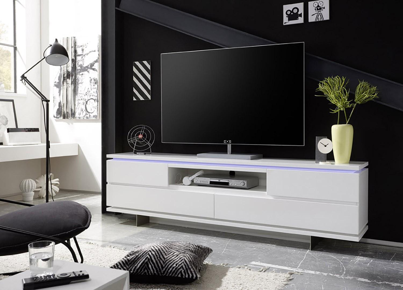 Meuble Tv Design Meuble Tv Bas Pour T L Vision Cbc Meubles # Meuble Tv Sans Pied