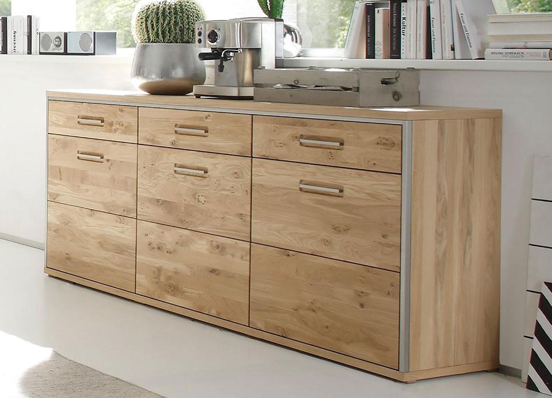Buffet design bois massif