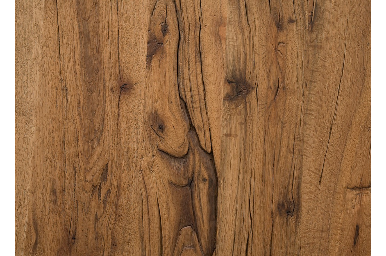 table bois massif contemporaine ch ne bassano cbc meubles. Black Bedroom Furniture Sets. Home Design Ideas