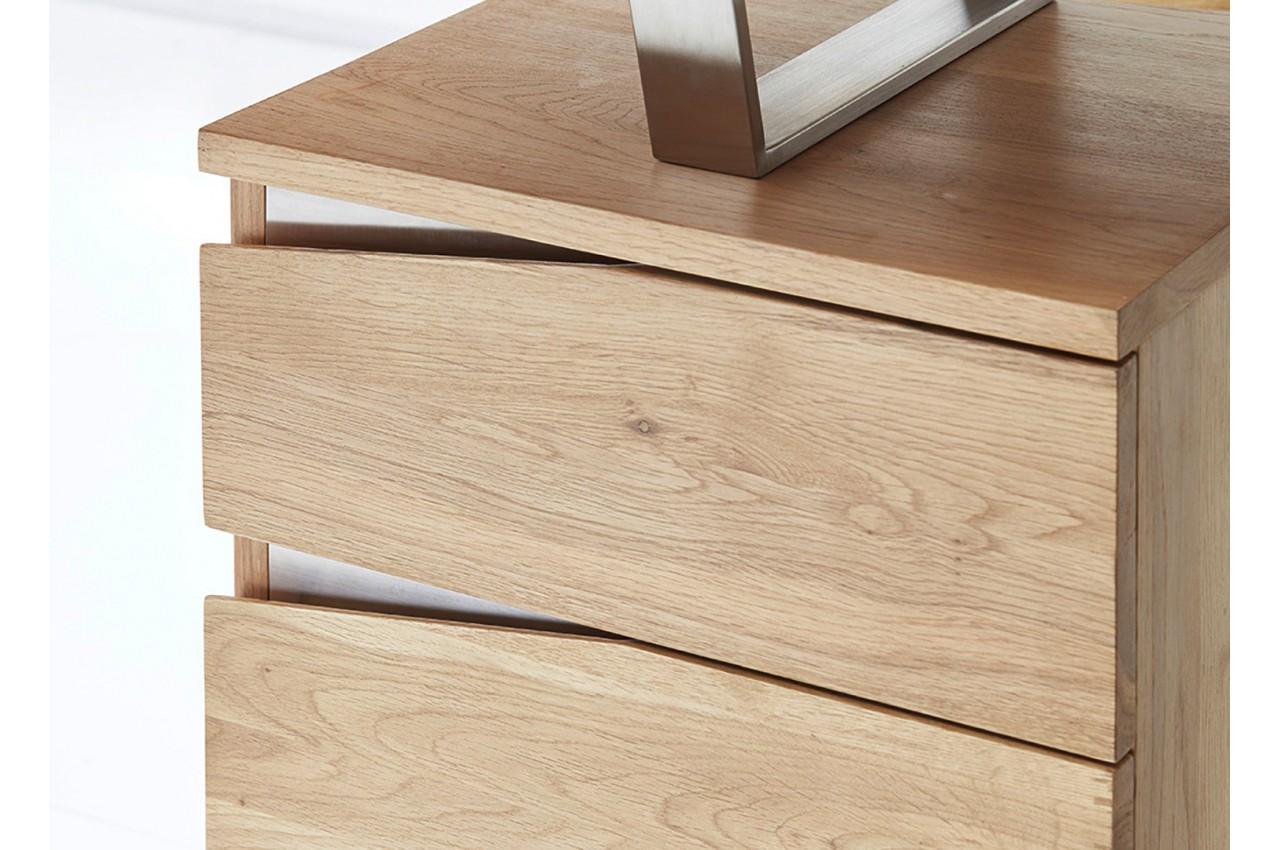 Chambre bois clair bureau avec tiroirs couleur bois clair achat