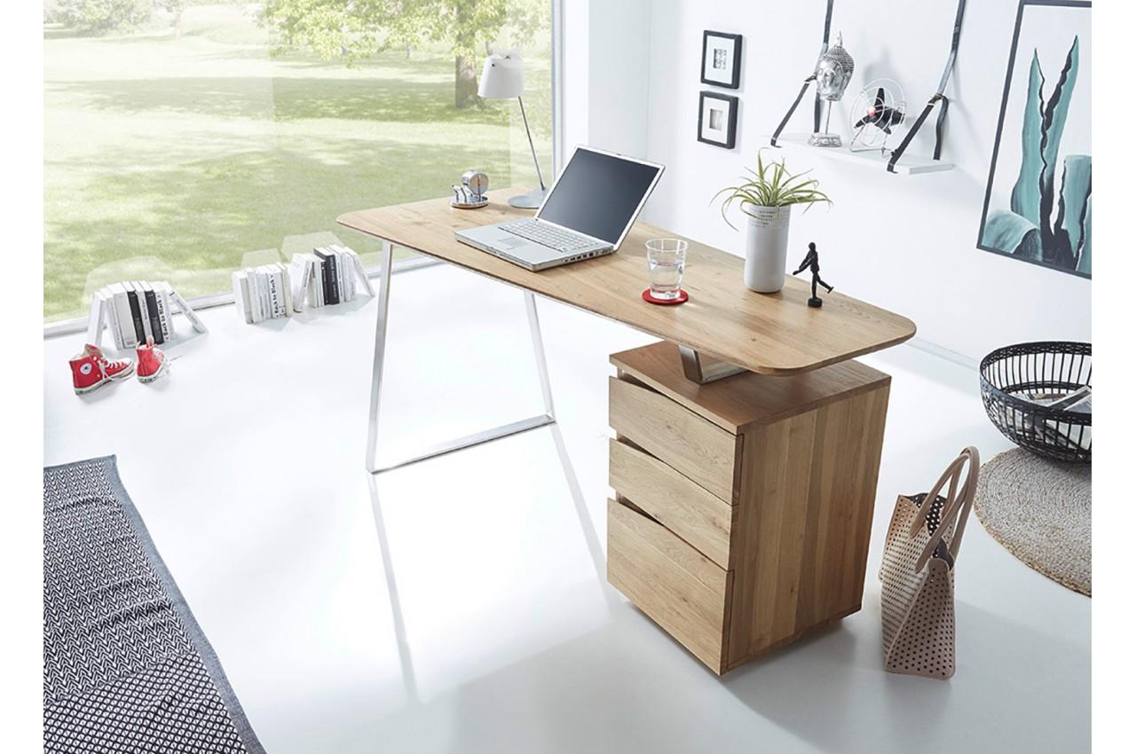 Bureau bois massif cbc meubles