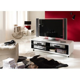 meuble tv design ameublement moderne pour t l vision cbc meubles. Black Bedroom Furniture Sets. Home Design Ideas