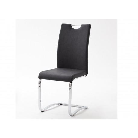 Chaise moderne avec poignée