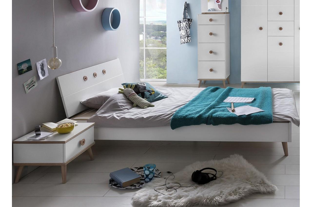 lit enfant style scandinave cbc meubles. Black Bedroom Furniture Sets. Home Design Ideas