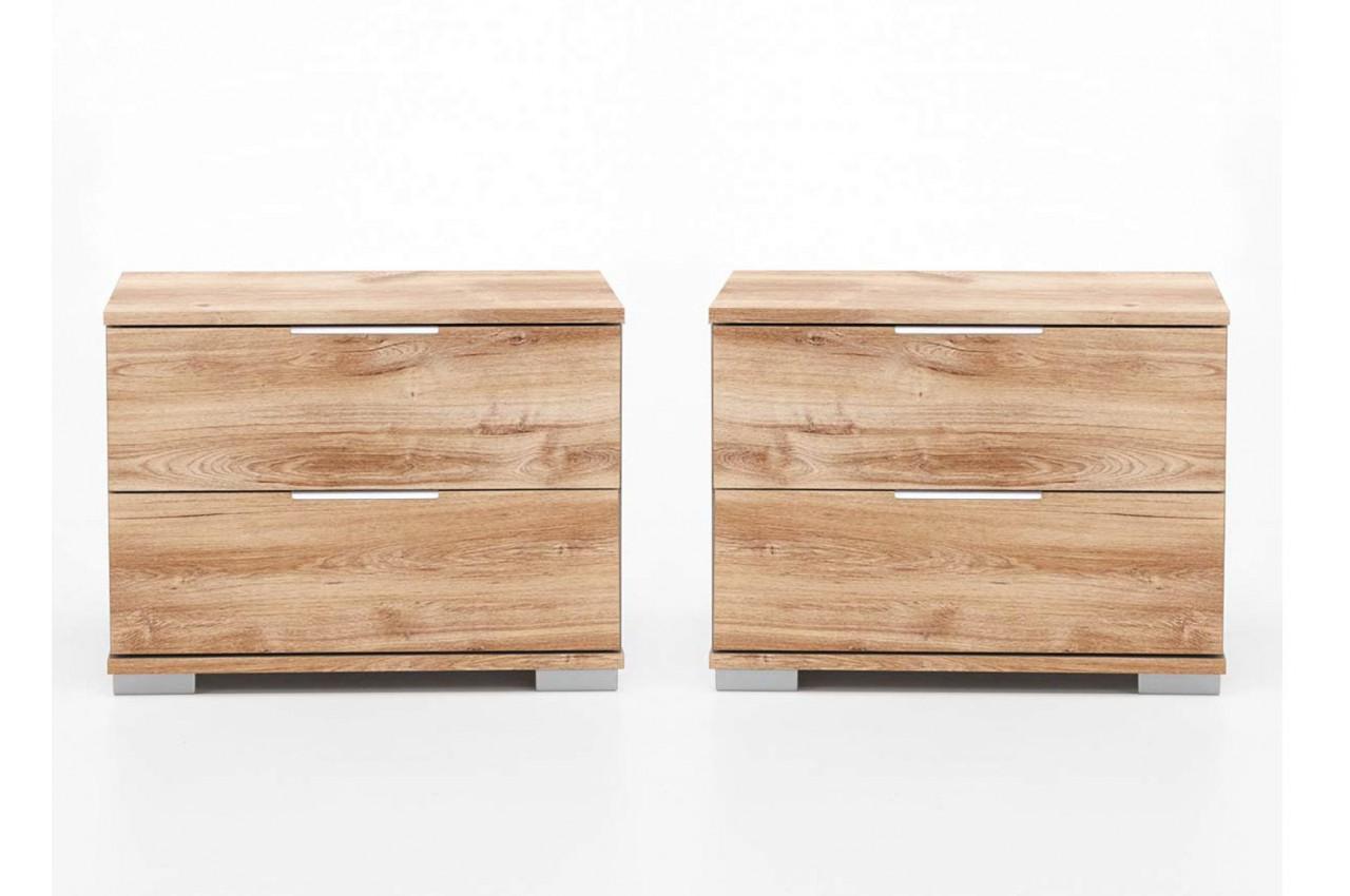 lit adulte 140x200 cm ch ne poutre cbc meubles. Black Bedroom Furniture Sets. Home Design Ideas