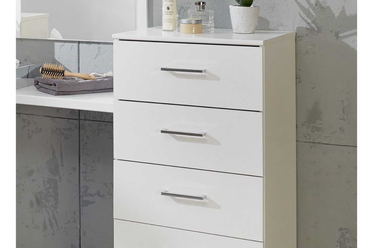 coiffeuse table de maquillage moderne cbc meubles. Black Bedroom Furniture Sets. Home Design Ideas
