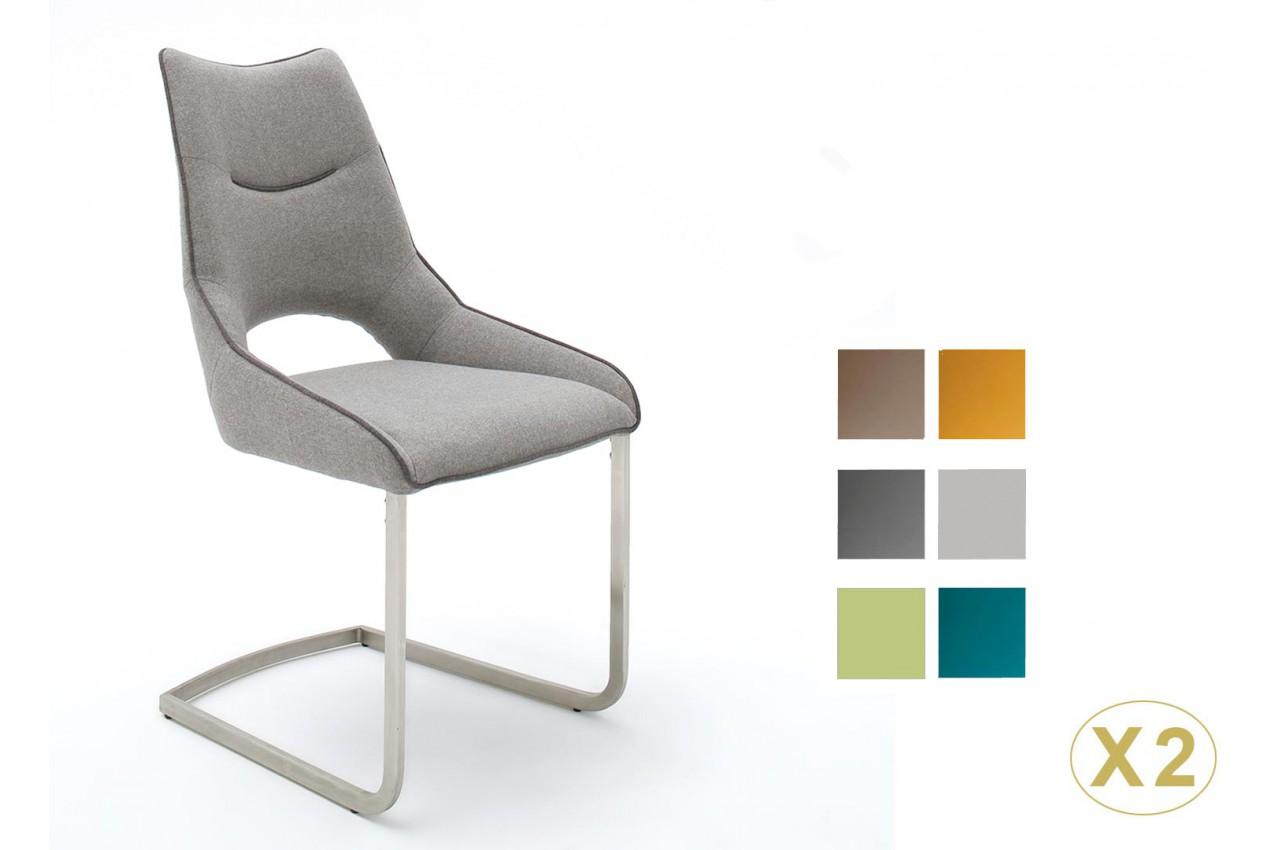 chaises pas cher design tissu cbc meubles. Black Bedroom Furniture Sets. Home Design Ideas