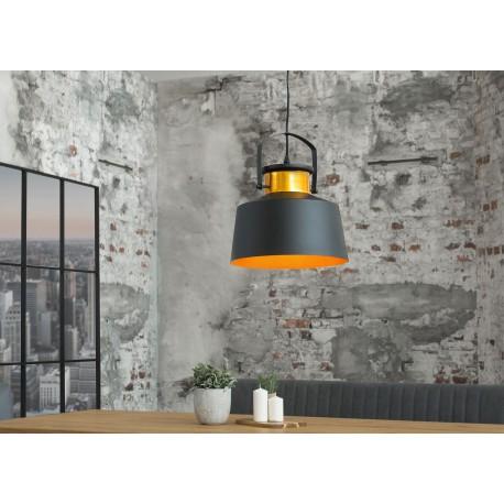 Luminaire Cbc Suspendu Style Industriel Meubles 3A4RjL5