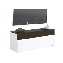 Meuble tv moderne 2 portes et 1 tiroir 1m50