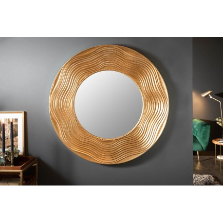 Miroir mural corde style marin 60 cm