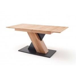 Table de repas 140 ou 180 cm extensible bois de hêtre