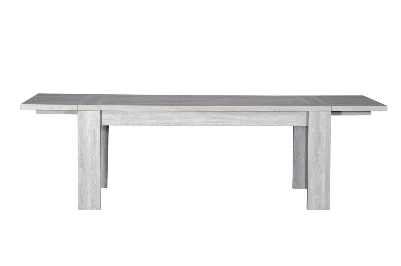 table de repas contemporaine calisto cbc meubles. Black Bedroom Furniture Sets. Home Design Ideas