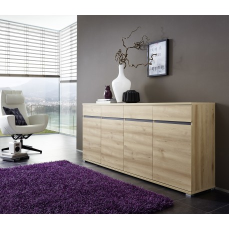 bahut buffet salon bois oscar cbc meubles. Black Bedroom Furniture Sets. Home Design Ideas