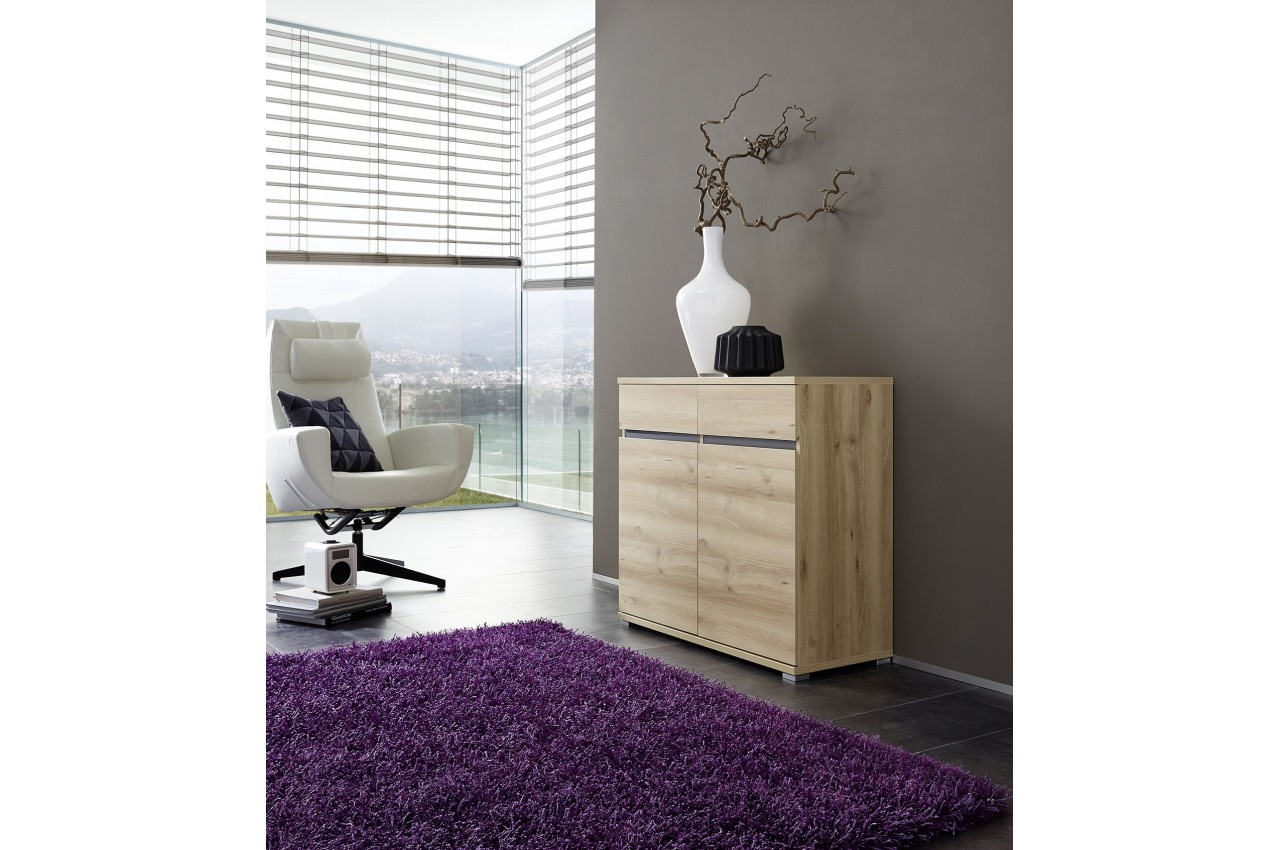 commode salon design d cor bois h tre 96 cm cbc meubles. Black Bedroom Furniture Sets. Home Design Ideas