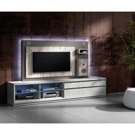Meuble TV Design avec enceintes intégrées