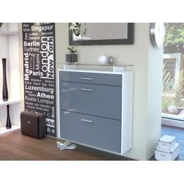 meuble chaussures design pas cher 10 paires cbc meubles. Black Bedroom Furniture Sets. Home Design Ideas