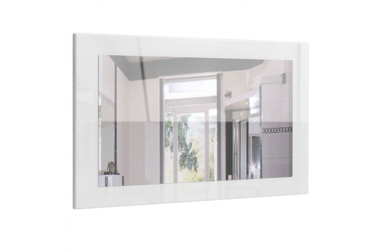 Miroir mural design diff rents rev tements cbc meubles for Miroir vertical mural design
