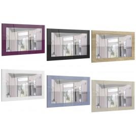 Miroir mural design - différents revêtements MIRO
