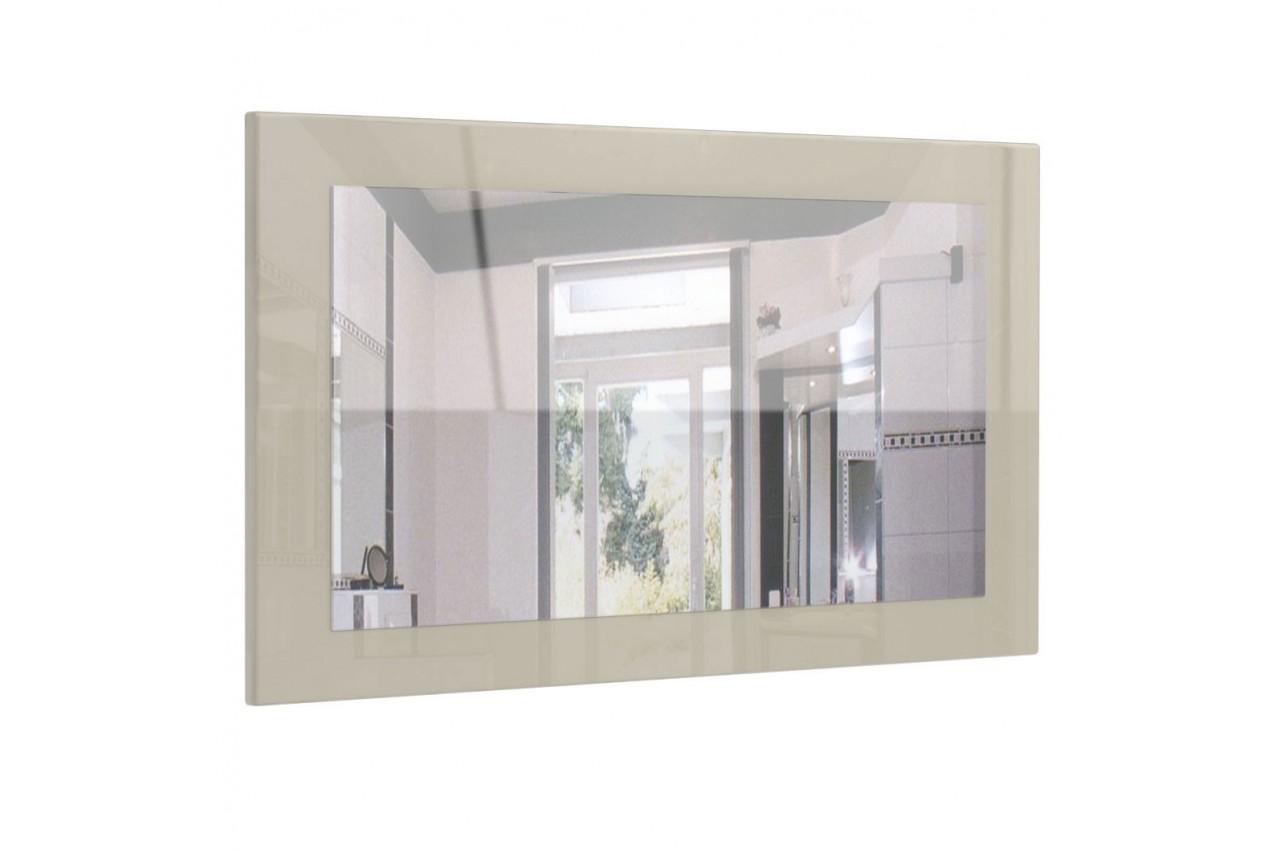 Miroir mural design diff rents rev tements cbc meubles - Petit meuble miroir ...