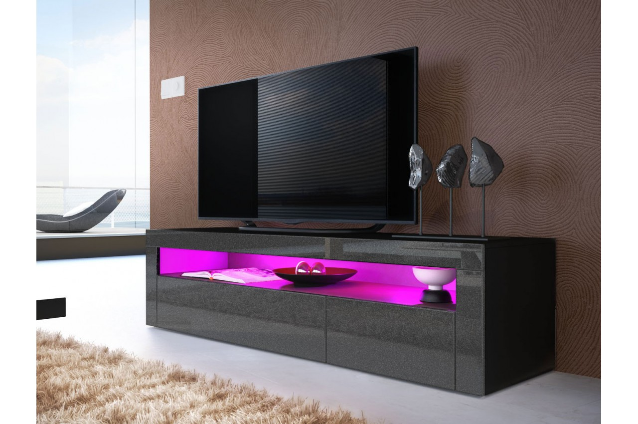 meuble bas tv salon – Artzeincom -> Meuble Tv Design Cbc
