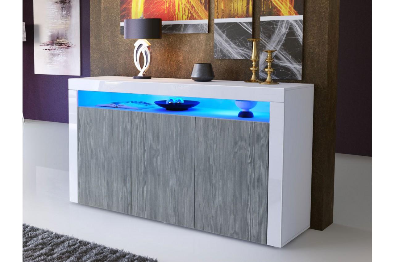 Meuble buffet s jour design dylan cbc meubles - Meubles sejour design ...