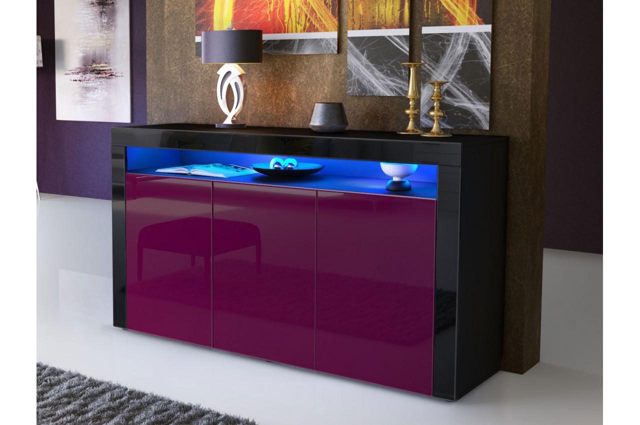 Meuble bahut s jour design dylan cbc meubles for Meuble sejour but