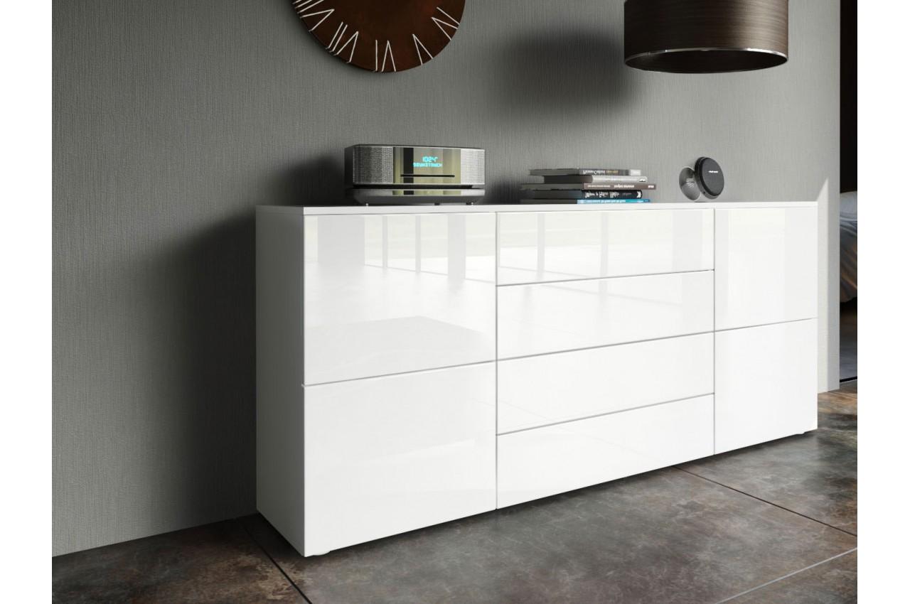 Buffet s jour design samba cbc meubles for Meuble but sejour