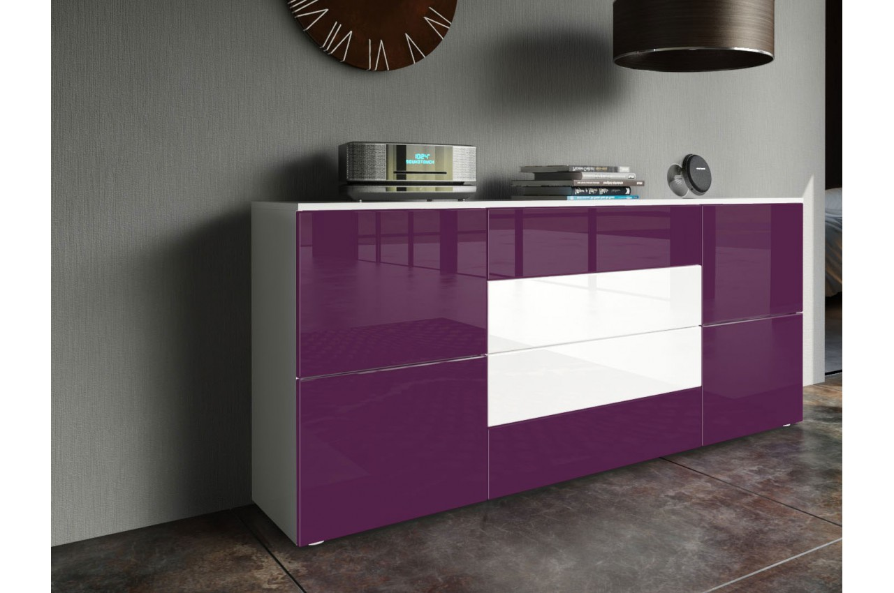 Meuble buffet design samba cbc meubles - Buffet meuble design ...