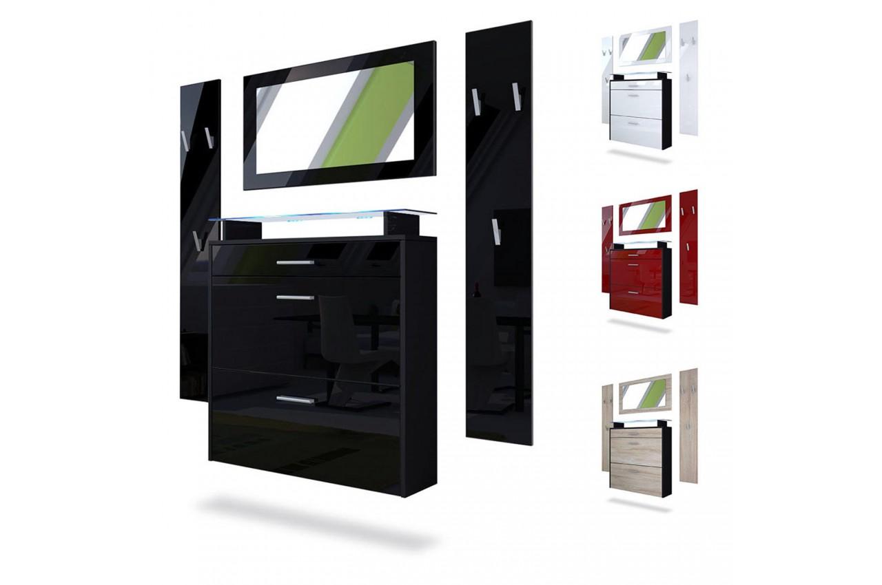 ensemble meuble entr e suspendu bluebell large v1 cbc. Black Bedroom Furniture Sets. Home Design Ideas