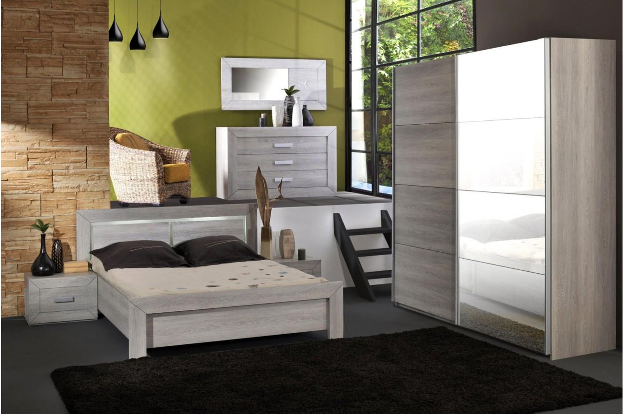 chambre coucher compl te look contemporain leo v1 cbc