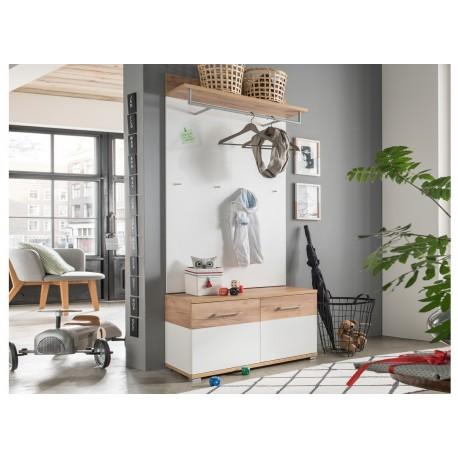 Meuble d 39 entr e style scandinave pas cher popix cbc meubles - Meubles d entree pas cher ...