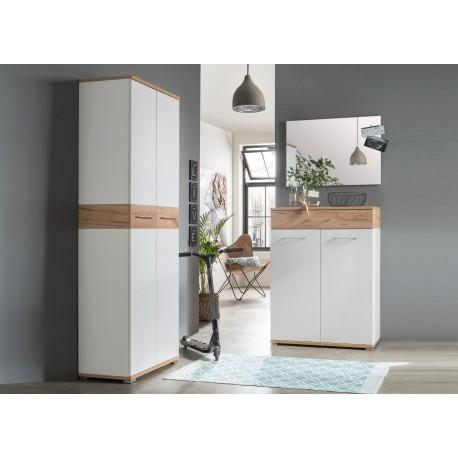 Meuble d 39 entr e style scandinave popix cbc meubles for Meuble d entree bureau