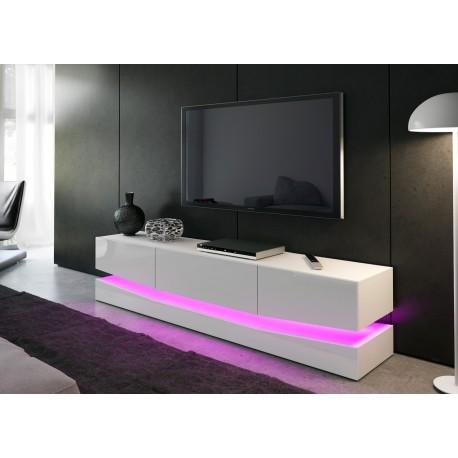 Meuble télé bas design MIAMI