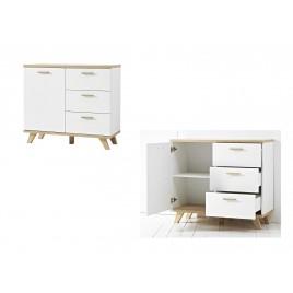 commode de rangement moderne design cbc meubles. Black Bedroom Furniture Sets. Home Design Ideas