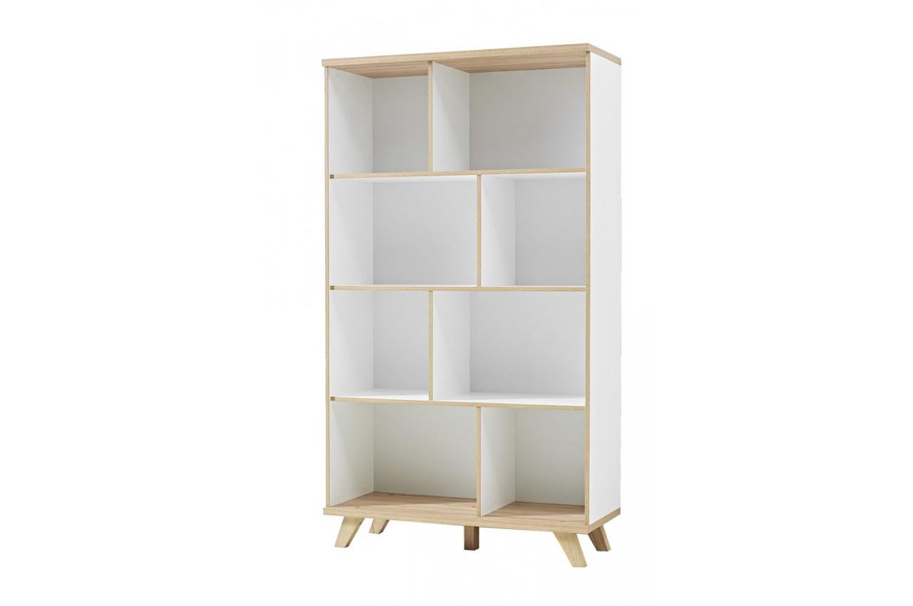 Meuble biblioth que ouverte bor al cbc meubles for Meuble bibliotheque