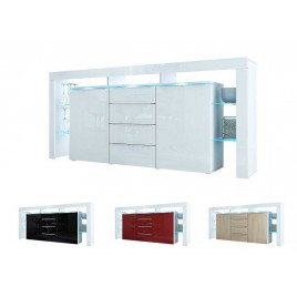 Meuble buffet design avec led JIM