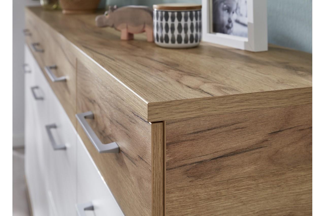 Bahut design bois popix cbc meubles - Buffet en bois pas cher ...
