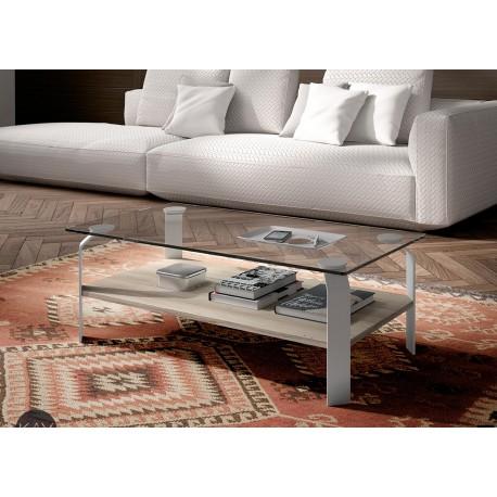 Table Basse en Verre ADEN 2919