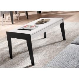 Table basse en bois et fer relevable ADEN 2920