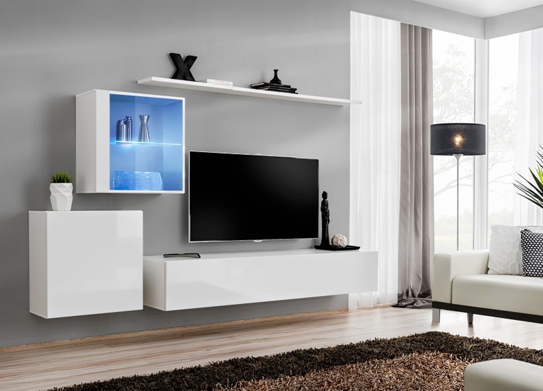 Meuble Tv Design Meuble Tv Bas Pour T L Vision Cbc Meubles # Meuble Tv En Coin Design