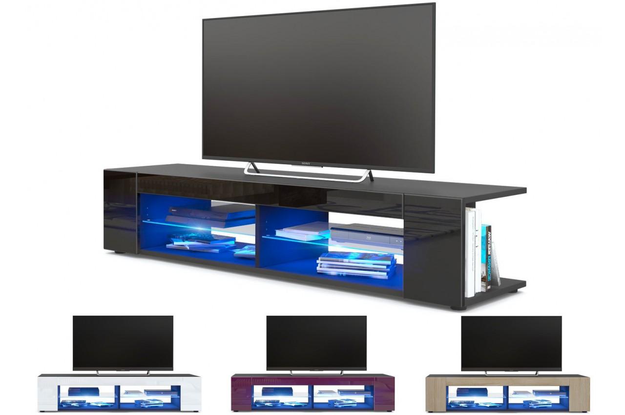 meuble hifi design pas cher mila cbc meubles. Black Bedroom Furniture Sets. Home Design Ideas