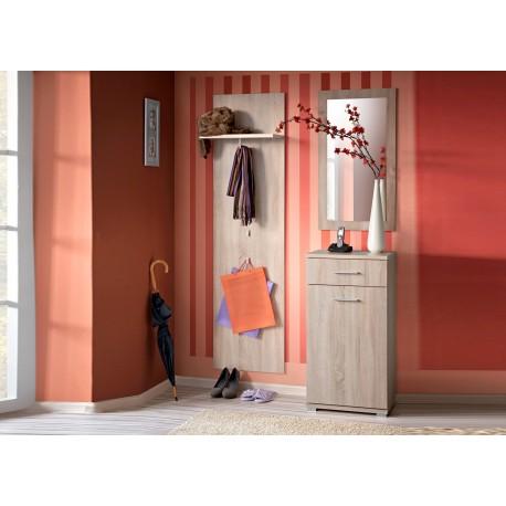 meuble d 39 entr e couloir pas cher robin cbc meubles. Black Bedroom Furniture Sets. Home Design Ideas