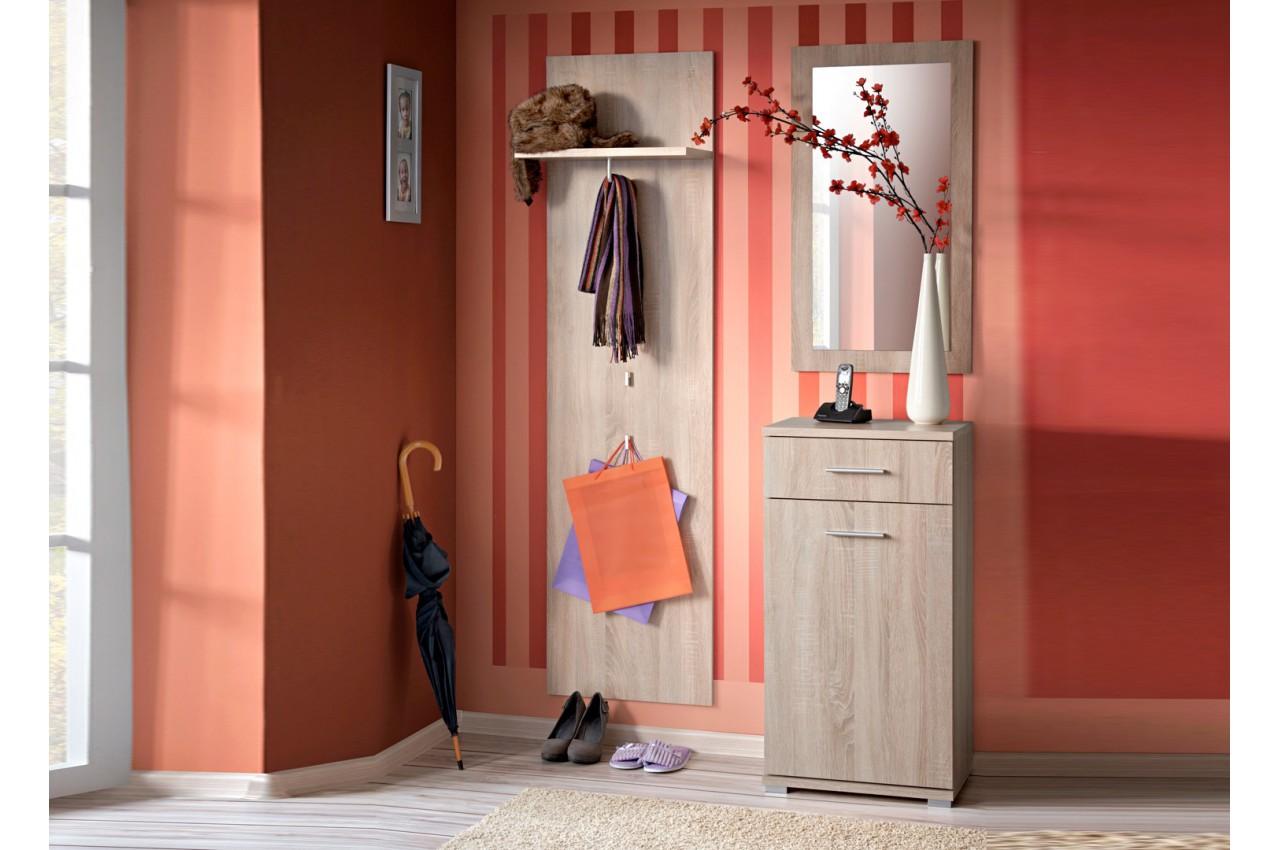 meuble couloir meubles entre ides de rangement et de dcoration meuble entree couloir vestiaire. Black Bedroom Furniture Sets. Home Design Ideas