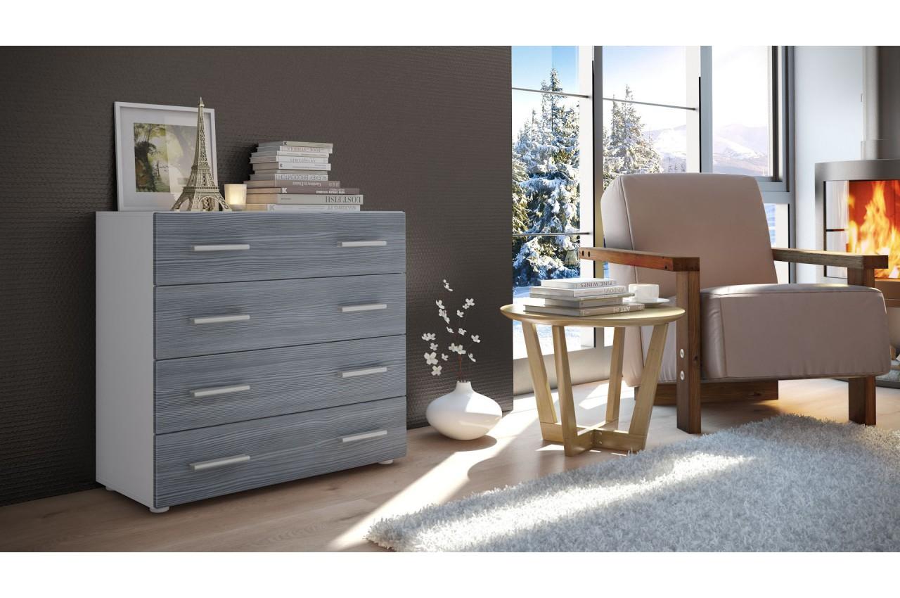 commode design 4 tiroirs newport cbc meubles. Black Bedroom Furniture Sets. Home Design Ideas