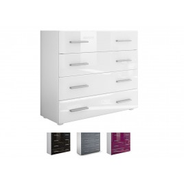 Commode Design - 4 tiroirs NEWPORT