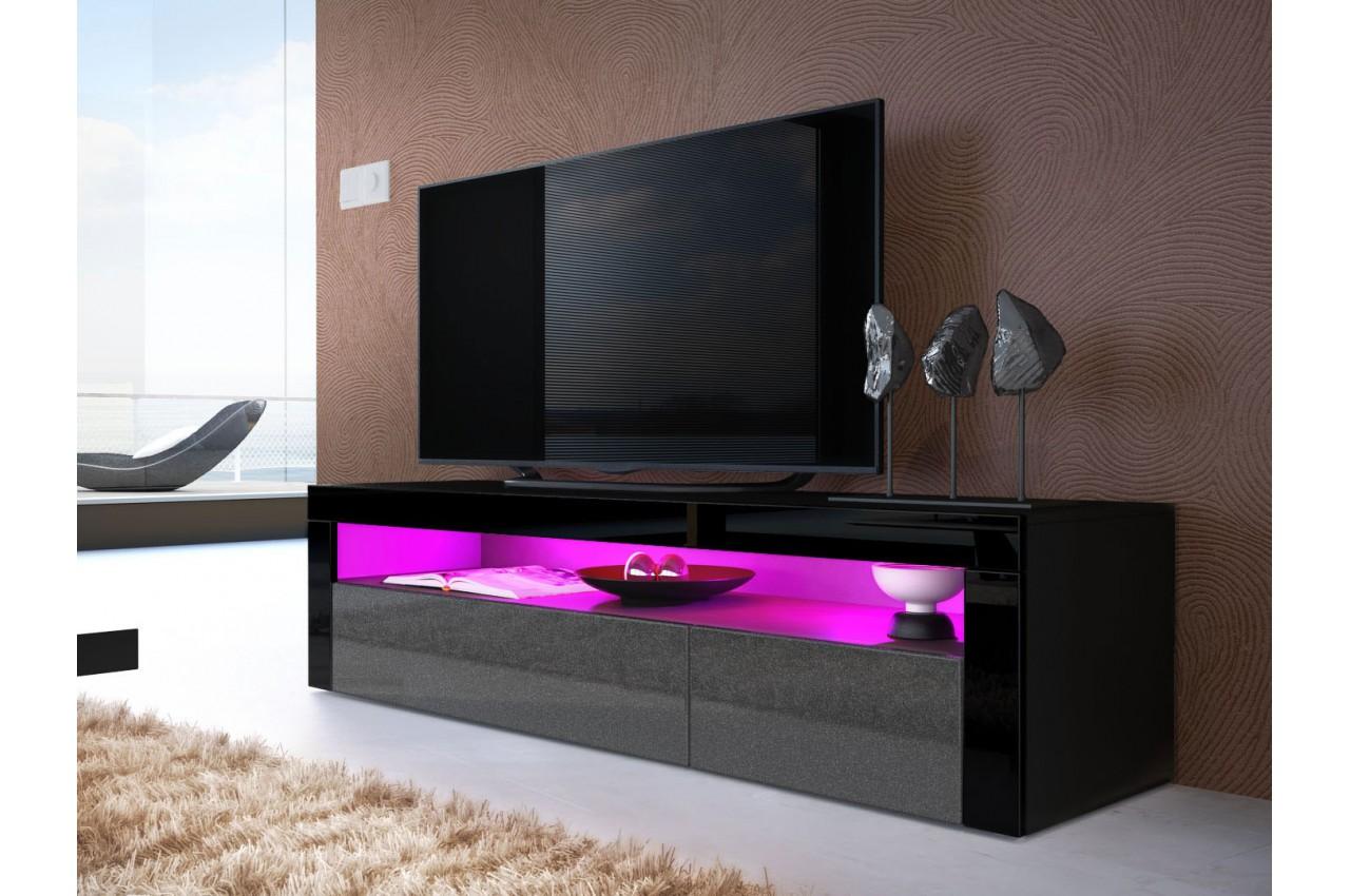 meuble t l bas design dylan cbc meubles. Black Bedroom Furniture Sets. Home Design Ideas